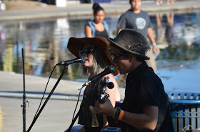 BEARCOON - Long Beach Folk Revival festival, courtesy of Under the Rosemary, Sylvana Uribe